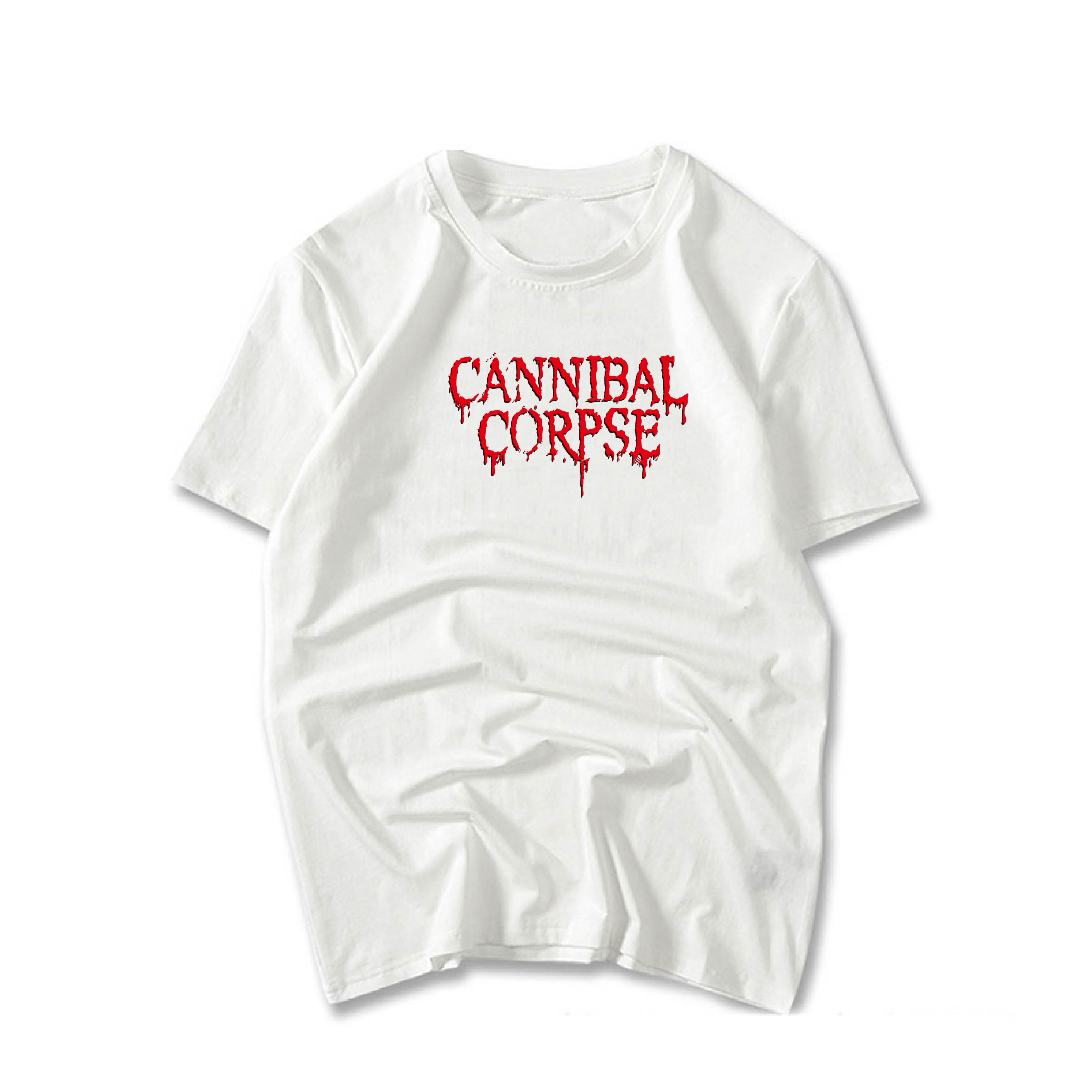 Online get cheap cannibal corpse alibaba for Group t shirts cheap