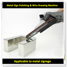 El kenar parlatma aracı Metal kanal harfler için AC 220V