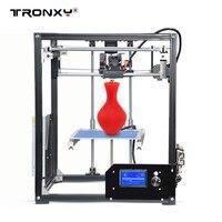 2017 Tronxy X5 Newest Large Printing Area Open Build Aluminium Frame 3D Printer Kit Flsun Cube