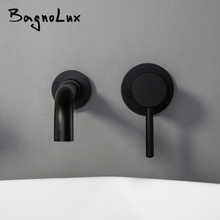 Mixer Tap Faucet Bathroom Sink Swivel-Wall-Spout Plinth Single-Lever-Cover Modern Retail