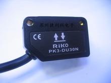 Sensor photoelectric switch PK3-DU30N new original pk3 qm1n riko photoelectric sensor