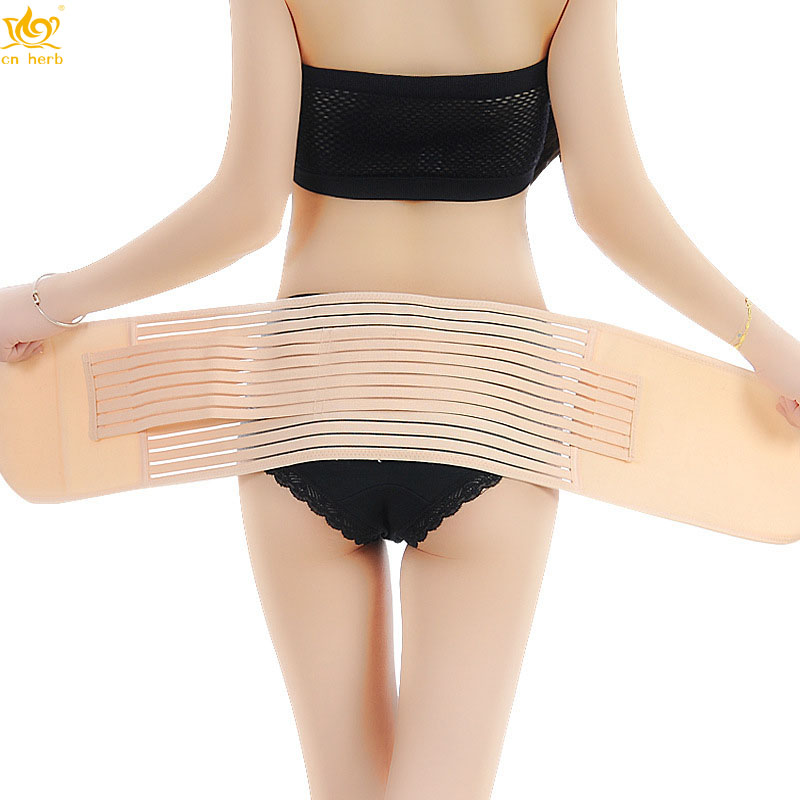 Cn herb Pelvic correction with postpartum pelvic belt abdomen hip received belly band