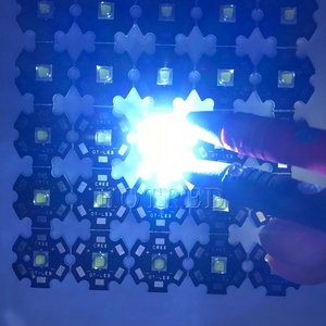 Image 5 - 2PCS Luminus SST 40 10W LED 1100lm สีขาวสามารถเปลี่ยน CREE XML T6 XML2 XM L2 LED Light Emitter ไดโอดสำหรับไฟฉาย pcb