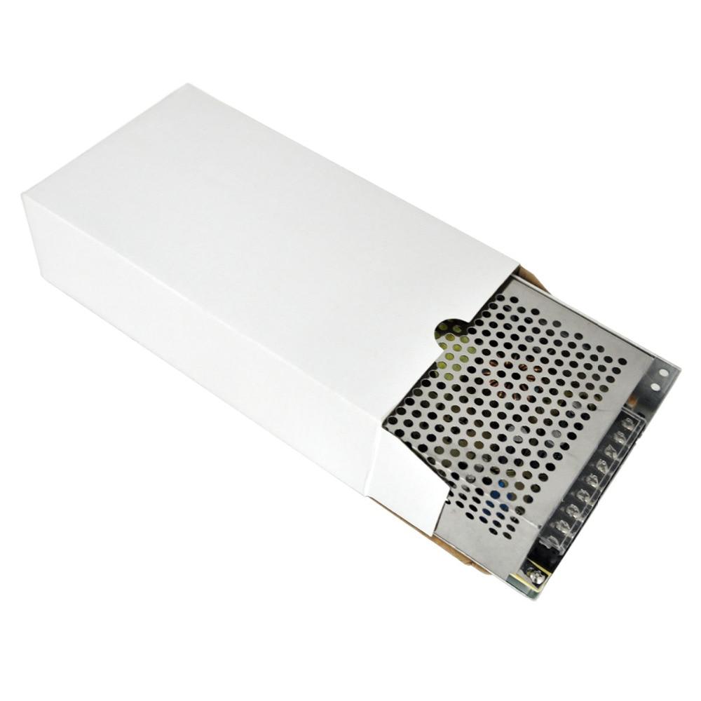 все цены на AC 110V / 220V to DC 12V 20A 240W Voltage Transformer Switch Power Supply for Led Strip онлайн