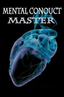 Mental Conduct Master,magic trick, Mentalism ,Metal stage magic,gimmick,prop