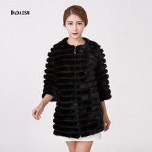 real fur vest real furnatural furgenuine fur vestgenuine mink fur coat2015 new Fashionreal fur vestFree shipping