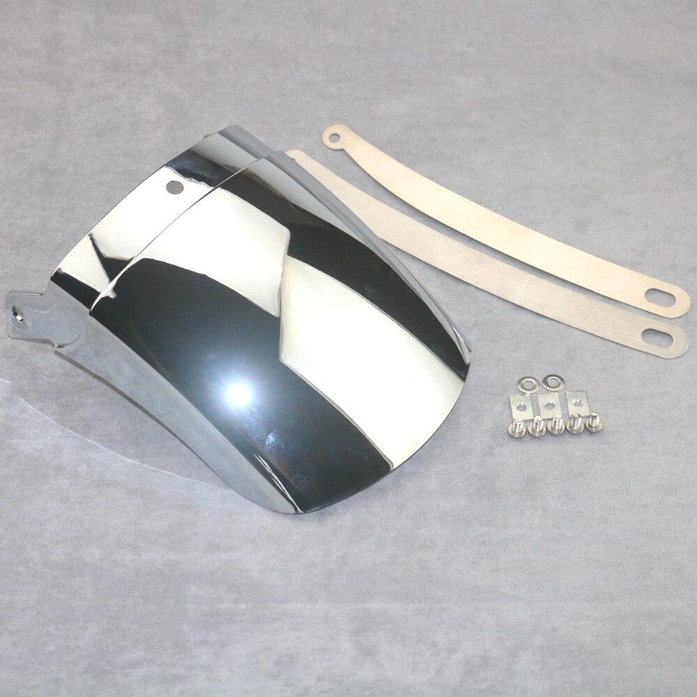 Motorbike Front sand board Fender For Honda Goldwing GL1800 2001 2017 ABS Plastic Chrome