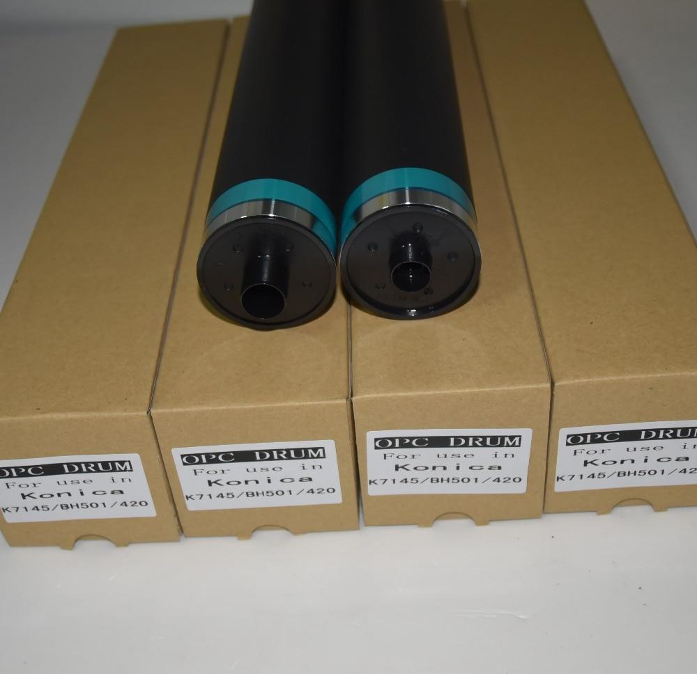OPC Drum for Konica Minolta Bizhub 360 361 500 501 420 421 BH501 BH421 K7145 Copier OPC Drum 220000Pages Japan