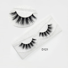 0196911fa2e False Eyelashes Dramatic Mink Lashes Handmade 3D Mink Hair Beauty Cross Mink  Eyelashes Fake Eye Lashes