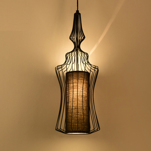 Image 5 - ヴィンテージ工業照明ペンダントライトサスペンション照明器具アメリカ錬鉄製のレトロなダイニングルームキッチンペンダントランプ