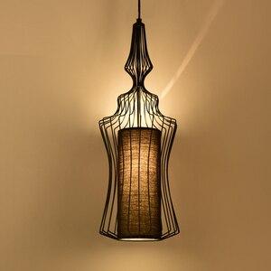 Image 5 - Vintage Industrial Lighting Pendant Lights suspension luminaire American Aisle Lamp dining room kitchen pendant light