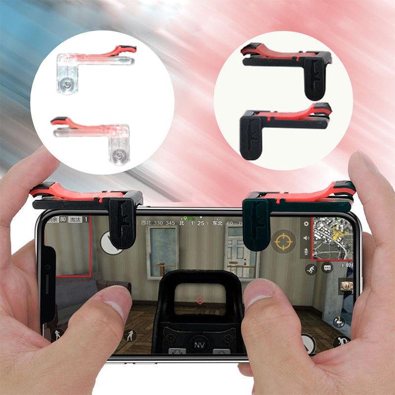 1Pair PUBG Trigger Portable Mobile Controller For PUBG L1R1