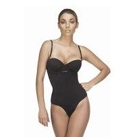 Slimming Underwear Latex bodysuit Women Lingerie Waist Trainer Vest Body Shaper Underwear Shapewear Loss Weight Rubber Corset