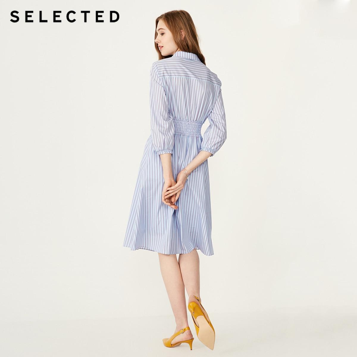 AUSGEWÄHLT Sommer Leichte Stretch Striped Cut out Kleid S  41922J533-in Kleider aus Damenbekleidung bei  Gruppe 3
