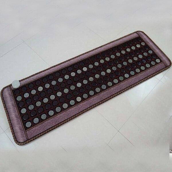 2016 High Quality Jade Sofa Cushion Tourmaline Pad Sofa Heat Cushion Yoga Heat Mat Size 150x50cm,Free Shipping heat pad