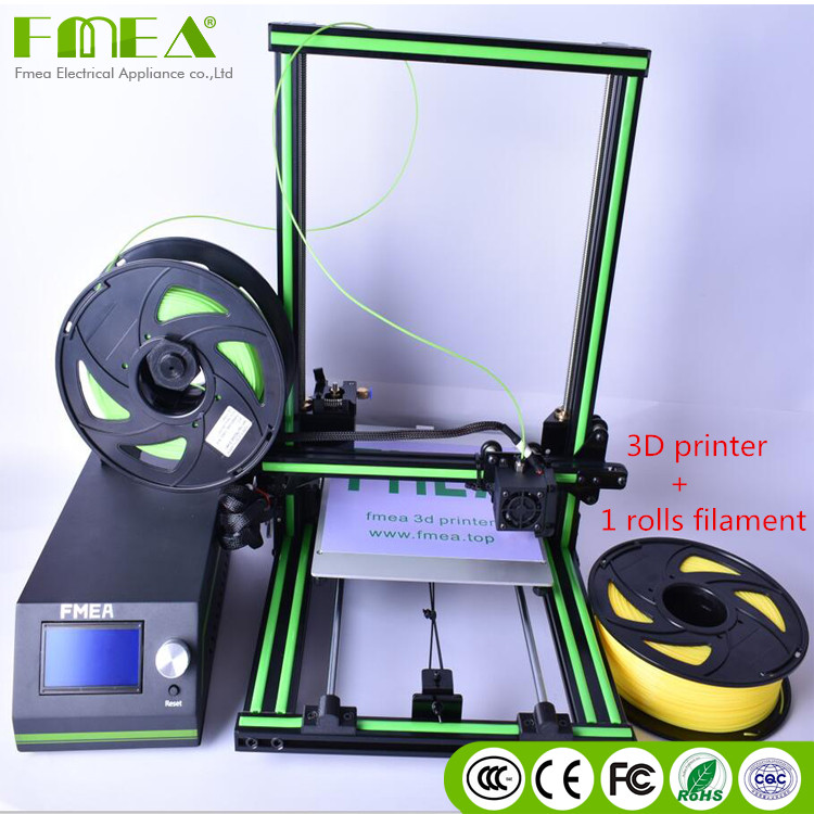 FMEA 3d imprimante nouveauté mode forme grande taille impression métal cadre pas cher prix imprimante 3d