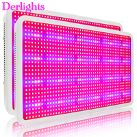 2PCS Full Spectrum 1200W 1600W LED Grow Light Red/Blue/UV/IR Greenhouse Led Grow Lamp For All Indoor plants Growing & Flowering