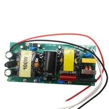 Pilote dalimentation 100 W alimentation LED pour ampoule 100, haute puissance, lumière LED watts, tension dentrée AC90V 260V, courant de sortie ma
