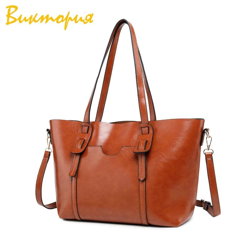 CHARA'S BAG barnd High capacity Women's shoulder bag Bright leather Bucket bag Sundries storage handbag Female Crossbody bag