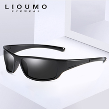 Top Quality Classic Goggle Sunglasses Men Polarized Vintage