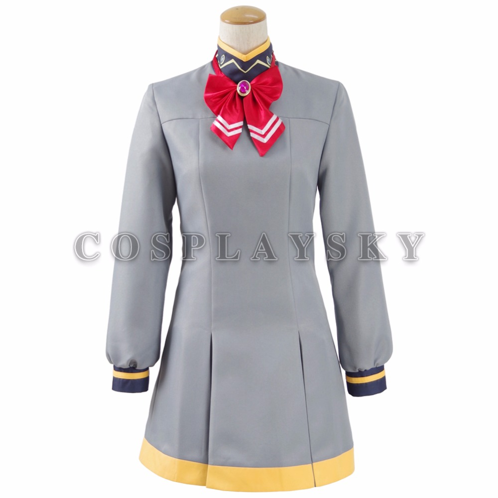 Twin Star Exorcists Mayura Otomi  Cosplay Costumes  Halloween Dresses For Woman Girls New Anime Cosplay Uniforms