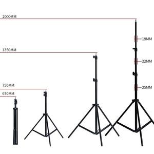 Image 3 - SH 플래시 ShoeMount 회전 소프트 우산 키트 사진 라이트 스탠드 및 홀더 타입 B
