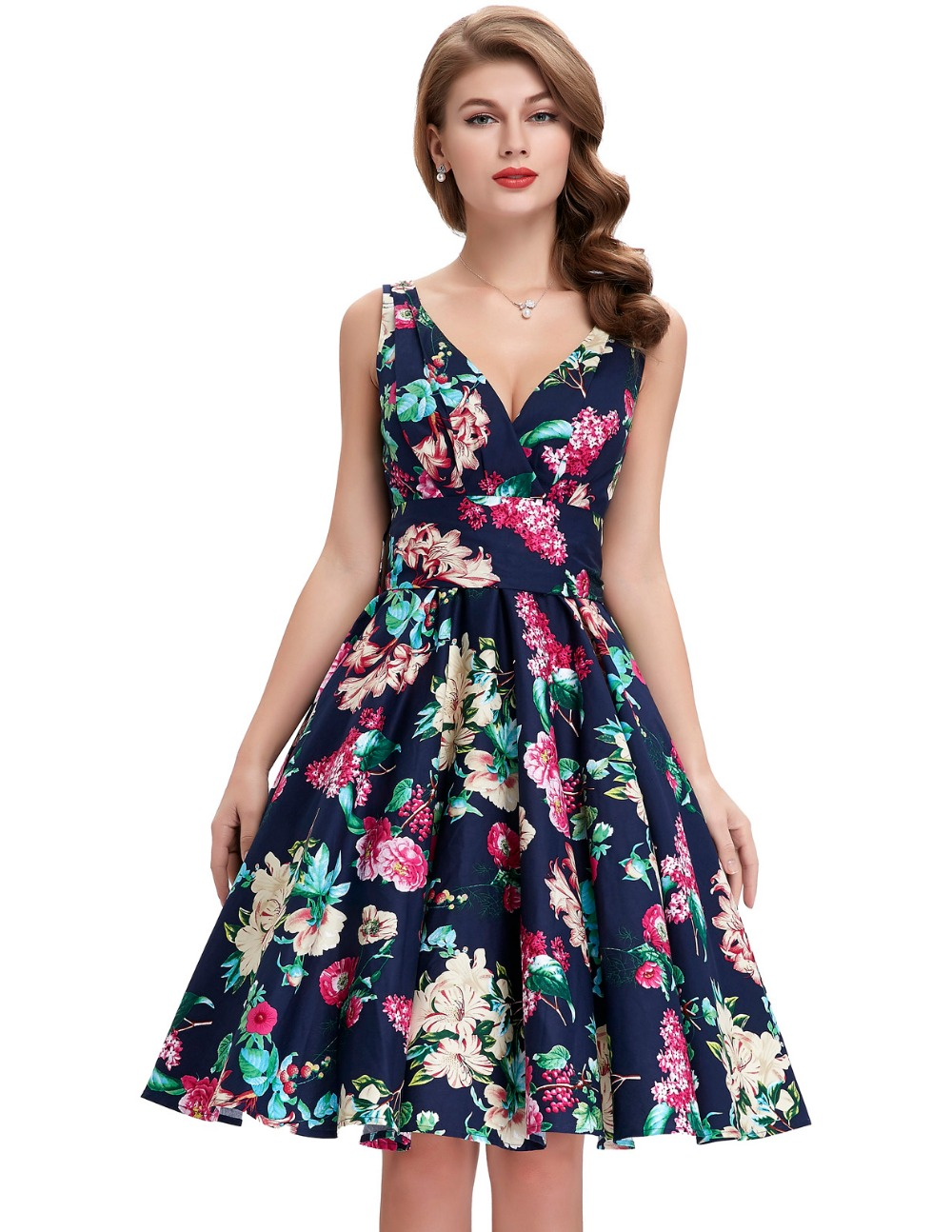 Online Get Cheap Vintage 1950s Clothing -Aliexpress.com | Alibaba ...
