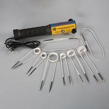 Индукционный нагреватель, болт для демонтажа тепла, винт, инструмент, магнитный индукционный нагреватель, комплект нагревательных болтов, инструмент для ремонта автомобиля, 220 В/110 В