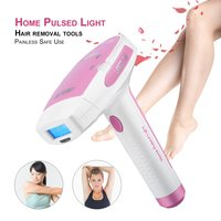 LESCOLTON Laser Epilator Painless IPL Hair Removal Home Pulsed Light with LCD Display for Men & Women Rechargeable Razor
