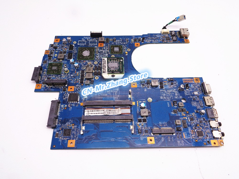 SHELI FOR font b Acer b font Aspire 7551 7551G Laptop Motherboard MBN9V01001 48 4HP01 011