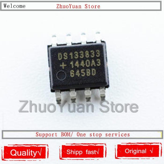 1PCS/lot DS1338Z-33+T&R DS1338Z-33 DS1338Z DS1338Z33 DS133833 DS1338 SOP-8 IC Chip New Original