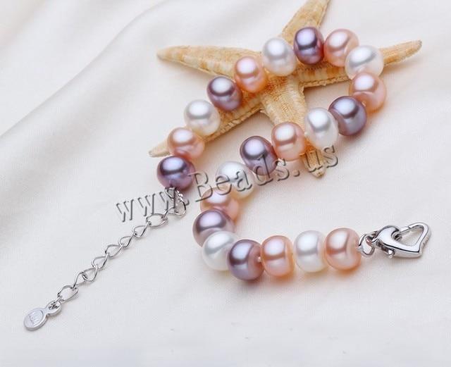 8c5661a47b47 Princesa Real perlas cultivadas pulsera natural genuina perla joyas para  las mujeres regalo de joyería