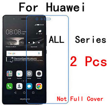 For Huawei P10 Screen Protection Protective Glass For Huawei P6 P7 P8 P9 Lite P10 P20 Lite Plus Tempered Glas P 7 8 9 10 20 Film(China)