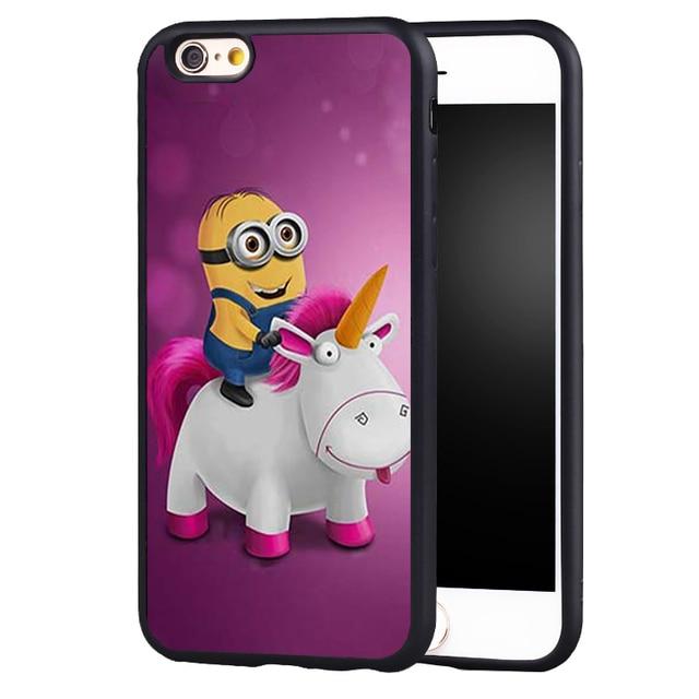 coque minion iphone 8