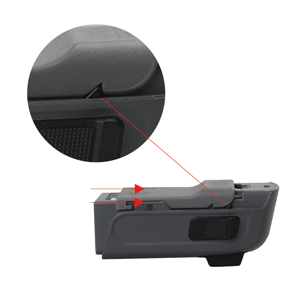 4pcs set 1pcs Drone Port Cap + 3pcs Battery Charger Port Cover Board Dust-proof Short Circuits Protection Guard For  DJI SPARK 1 (2)