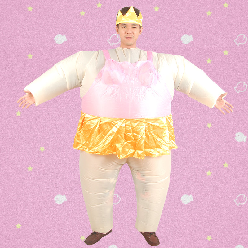 Inflatable Monster Costumes Sumo Mascot Cosplay Adult Sumo Ballet Dance mounts Halloween Purim Party Funny Costumes