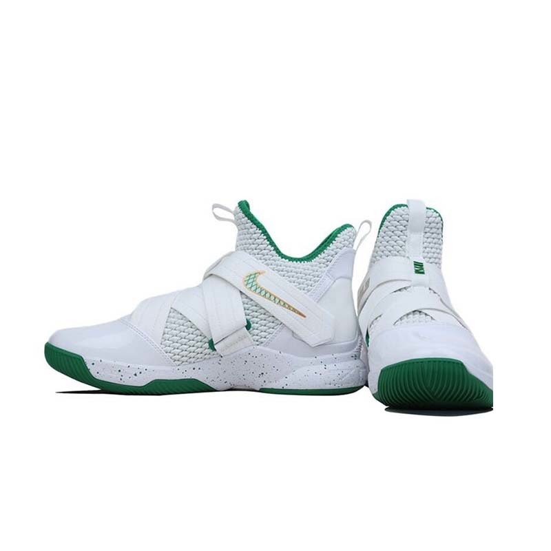 93cdc1040fc Nike Lebron Soldier XII EP Original Breathable 2018 New Arrival Support  Sports Low Basketball shoes For Men s Shoes  AO4053 100-in Basketball Shoes  from ...