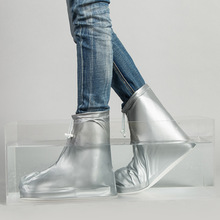 цены Rain Shoe Cover Beam Port Overshoes Slip Waterproof Raincoat High-Top Wholesale Bulk Accessories Supplies