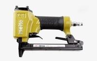 NEW 1013J Pneumatic nail gun Industrial U shaped nail gun Pins Gun Air Stapler 1006J 1013J Longer Nozzle 6 13mm