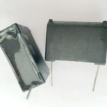 2 Terminals Induction Cooker Capacitor MKPH 0.33 uF MFD 1200VDC 600VAC 1pc