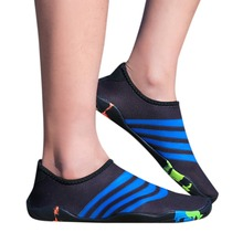 2019 Summer Diving Shoes Couple Beach Swimming Shoes Water Shoes Barefoot Quick Dry Aqua Sandals Outdoor Round Toe Sandals