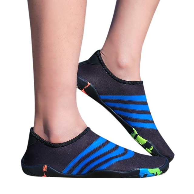 79a4e0f97 2019 Summer Diving Shoes Couple Beach Swimming Shoes Water Shoes Barefoot  Quick Dry Aqua Sandals Outdoor
