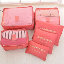 Organizer Bag Cosmetic Pouch Bag Large Capacity Storage 6