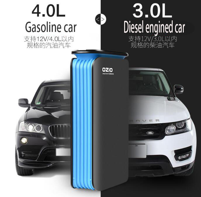 car Jump Starter 13800mAH 12V Portable Power Bank Car Charger for Car Battery Booster Petrol Diesel