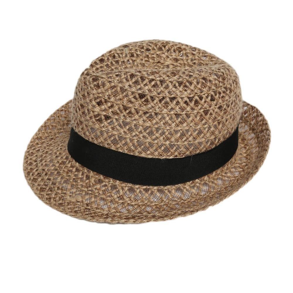 2018 Frauen Sommer Hüte Hohl Stroh Hut Sonne Hut Chapeu Feminino Crown Gerollt Trim Strand Hut Kopfumfang 56- 58 Cm Mode ZuverläSsige Leistung