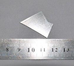 High purity rhenium rhenium sheet in dense metal rhenium rare metal Re = 99.99%