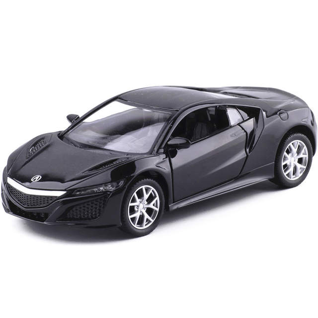 Online Shop New 1 36 Scale Honda Acura Nsx Sport Car Model Die Cast