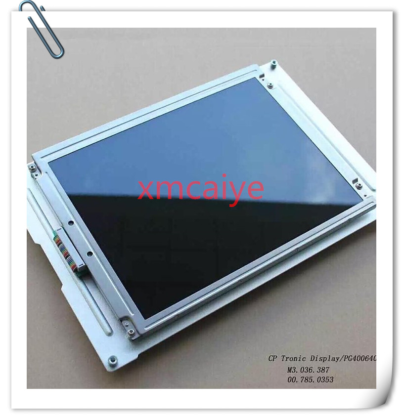 1 Piece 1year  Warranty Printing Display Screen SM102 CD102 SM74 CP Tronic Display ,TFT Display,MV.036.387