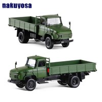 19.5CM Simulation 1:36 old liberation 141 military cargo transport truck pull back children's toy car alloy car best gift