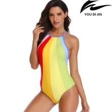 e6081f1870 New sexy women push up swimsuit one piece swim suit Russian swimwear plus  size Europe swimming